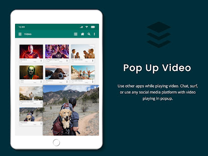 Mp4 Media Player - Mp3 Player, Video Player