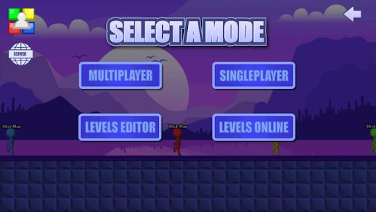 Stick Man Game 8