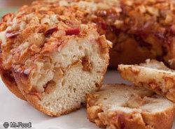 Apple-filled Pound Cake Recipe