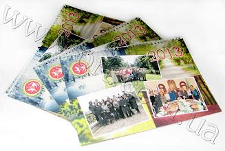 Photo: Корпоративные календари для Торгового представительства Республики Татарстан в Украине