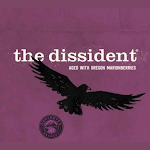 Deschutes The Dissident 2018 Aged with Oregon Marionberries