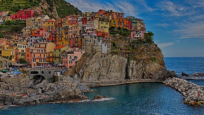 """I love """"Cinque Terre"""" di marvig51"""