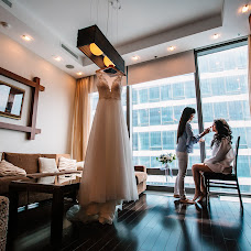 Wedding photographer Pavel Scherbakov (PavelBorn). Photo of 15.08.2017