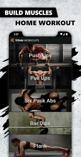 Titan - Muscle Booster, Home Workout, Six Pack Abs ss1