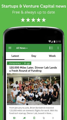 Startup News - Newsfusion