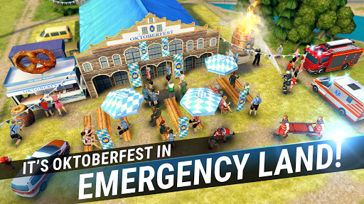 EMERGENCY HQ - free rescue strategy game 1.4.4 screenshots 1