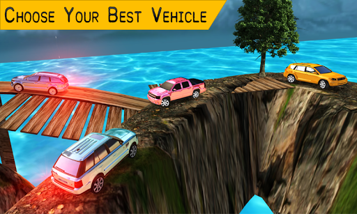 Offroad Land Cruiser Jeep apkpoly screenshots 9