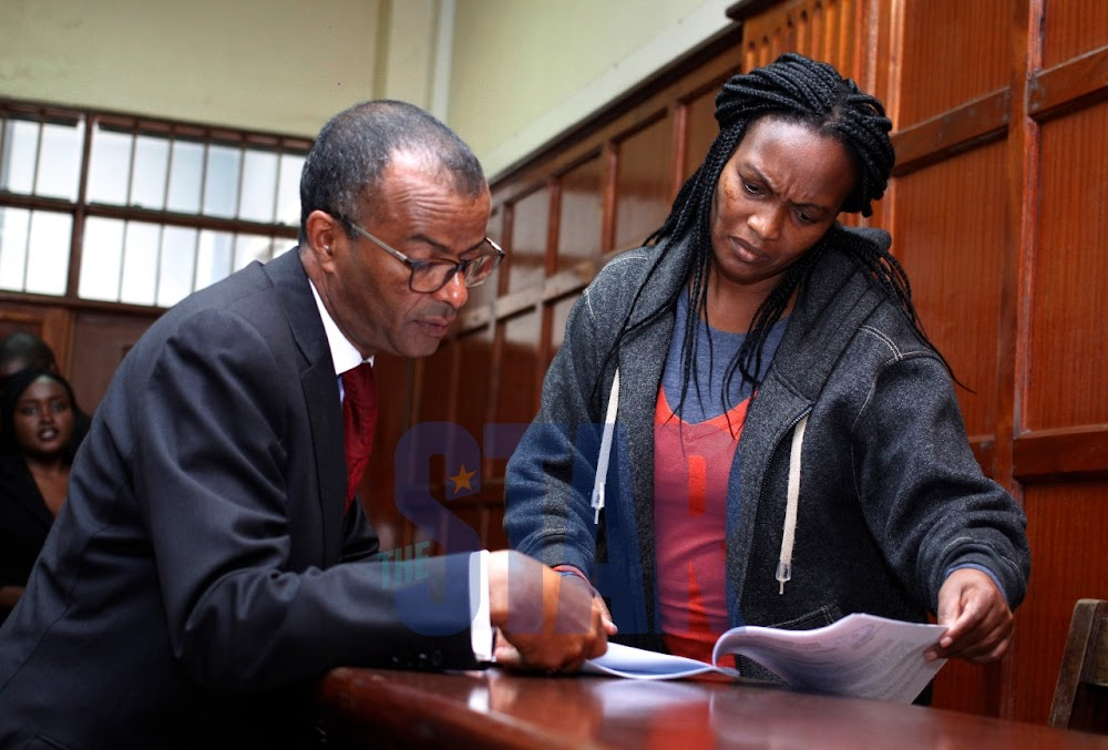 Sarah Cohen's story is not yet told — Philip Murgor