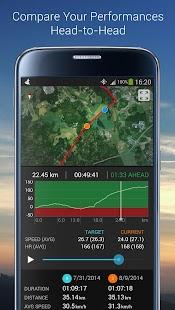 Sports Tracker Running Cycling Screenshot 8