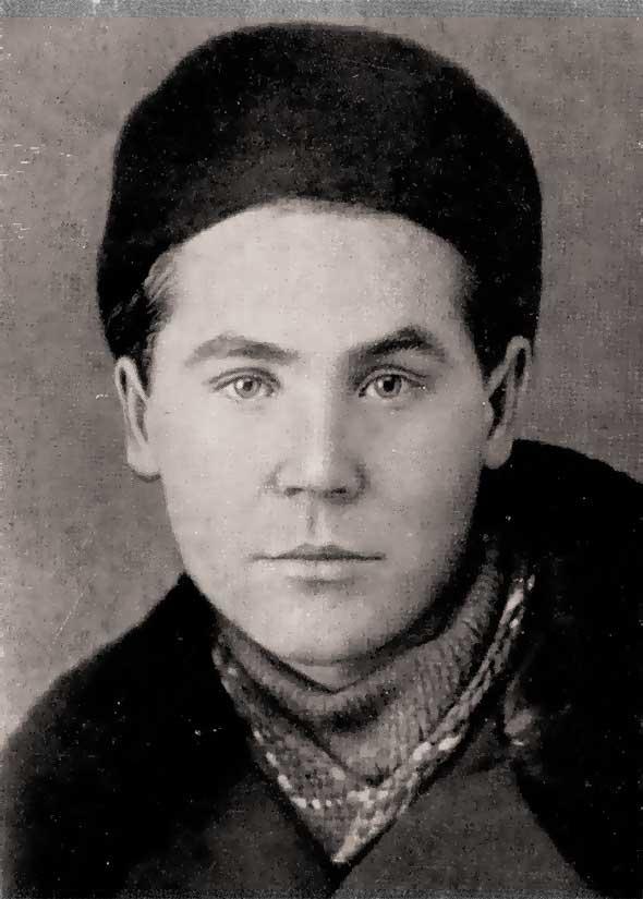 Майоров Н.П. - политрук пулемётной роты 1106 сп 331 сд