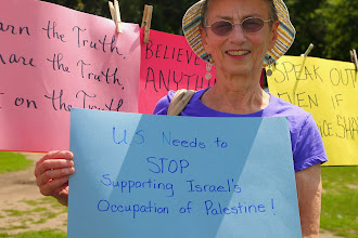 Photo: US needs to STOP supporting Israel's Occupation of Palestine!
