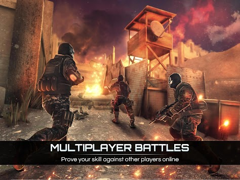 Afterpulse - Elite Army apk screenshot