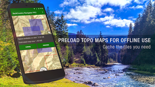 BackCountry Navigator TOPO GPS v5.5.7 Mod APK 3