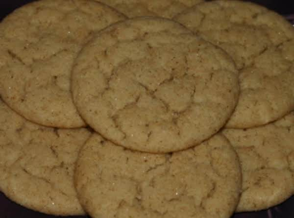 Pumpkin Spice Snickerdoodles Recipe