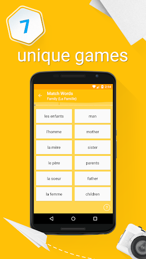 Learn French Vocabulary - 6,000 Words 5.40 screenshots 4
