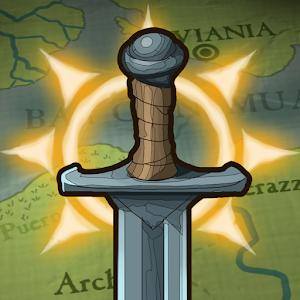 Traitors Empire Card RPG 0.73 by Triple Rocket logo