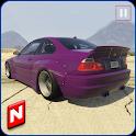 E46 M3: Extreme Modern City Car Drift & Drive icon