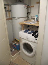 Photo: Washer/dryer in faculty flat
