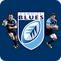 Cardiff Blues Match Day App icon