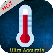 Ultra Accurate Thermometer 1000°