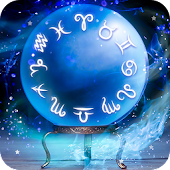 Crystal Ball Horoscope Theme