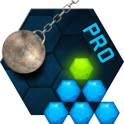 Игры Hexasmash Pro - Wrecking Ball Physics Puzzle для Android / ПК