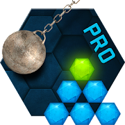 Hexasmash Pro - Wrecking Ball Physics Puzzle 1.04