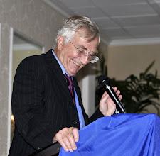 Photo: Keynote speaker Seymour Hersh