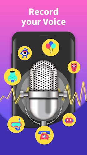 Download Voice Changer - Magic your voice, cool effects APK latest