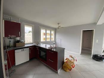 Appartement 3 pièces 65,53 m2