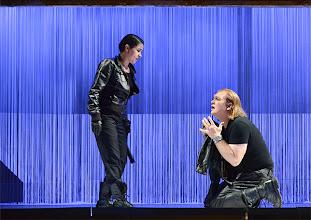 Photo: Wiener Kammeroper: SEMIRAMIDE von Leonardo Vinci/ G.F. Händel. Inszenierung: Francesco Micheli. Premiere: 23.9.2013. Gaia Petrone, Igor Bakan. Foto: Barbara Zeininger