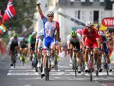 Arnaud Démare (Groupama-FDJ) s'impose au Tour de Slovaquie pour la première fois de sa carrière