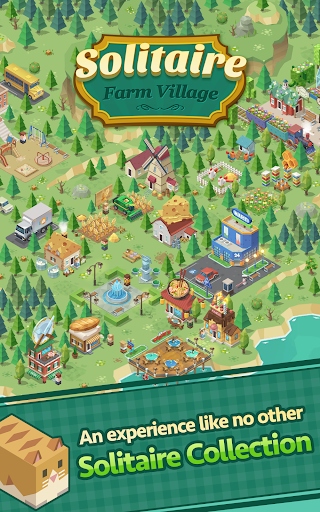 Solitaire Farm Village 1.5.4 screenshots 1