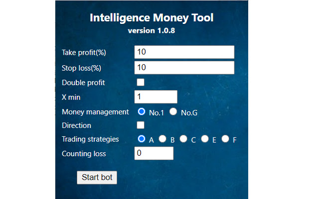 Intelligence Money