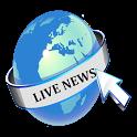 Live News Headlines icon