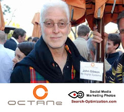 Photo: Wi digital Systems President and CEO John R. Gibson enjoying a Octane Firsty in Newport Beach, California.