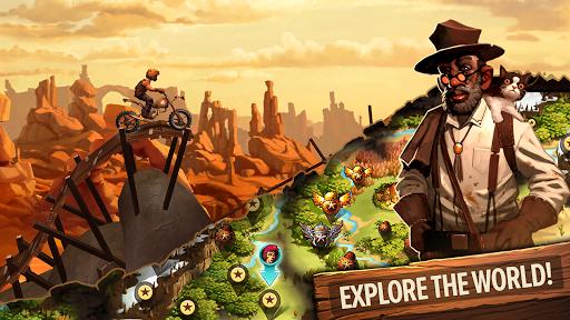 Trials Frontier screenshot 5
