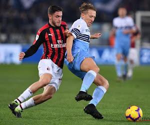 Saison terminée pour un titulaire de l'AC Milan