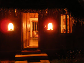 Photo: Back home to the welcoming cottage at Orange Count Kabini.