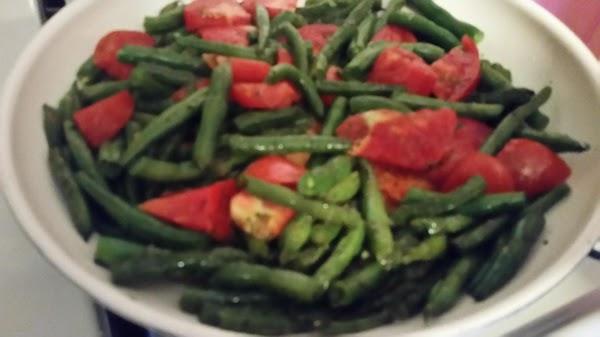 Lewie's Italian Grean Beans Recipe