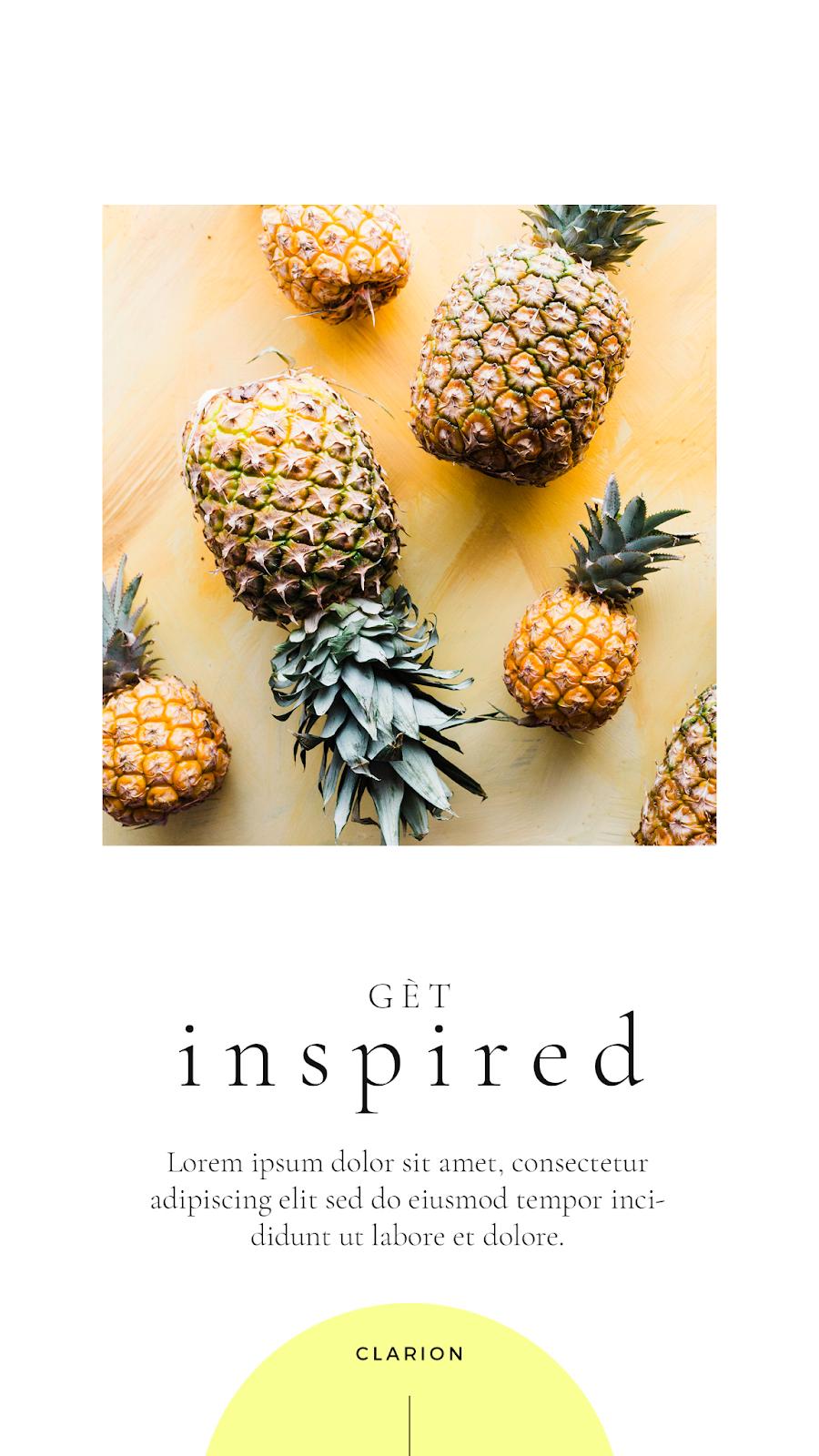 Graphics Eggs Get Inspired Instagram Stories Templates