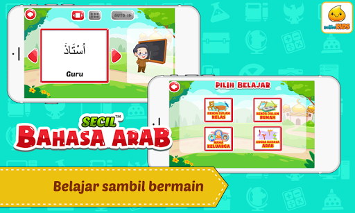 Belajar Bahasa Arab + Suara  screenshots 2