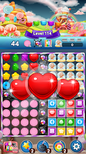 My Jelly Bear Story: New candy puzzle