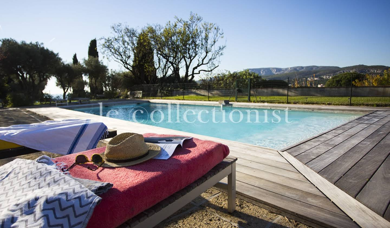 Villa avec piscine Cassis