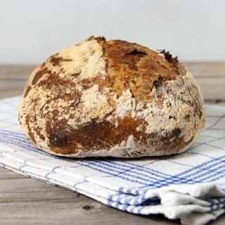 Sourdough Breakfast Bread with Spelt and Rye Recipe