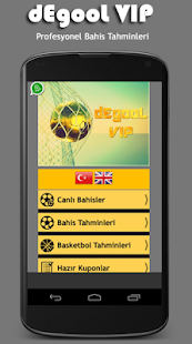 VIP Betting Tips: Premium Tips Screenshot