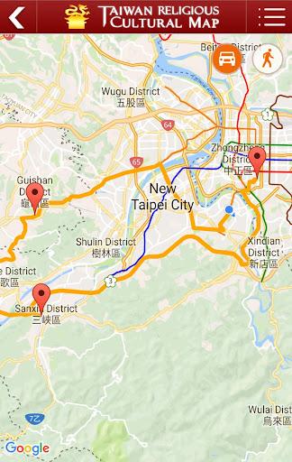 Taiwan Religious Culture Map  screenshots 7