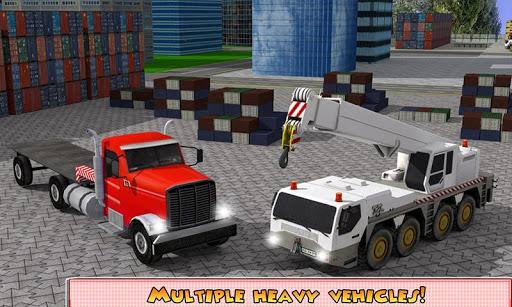 トラック運転シミュレーター3D