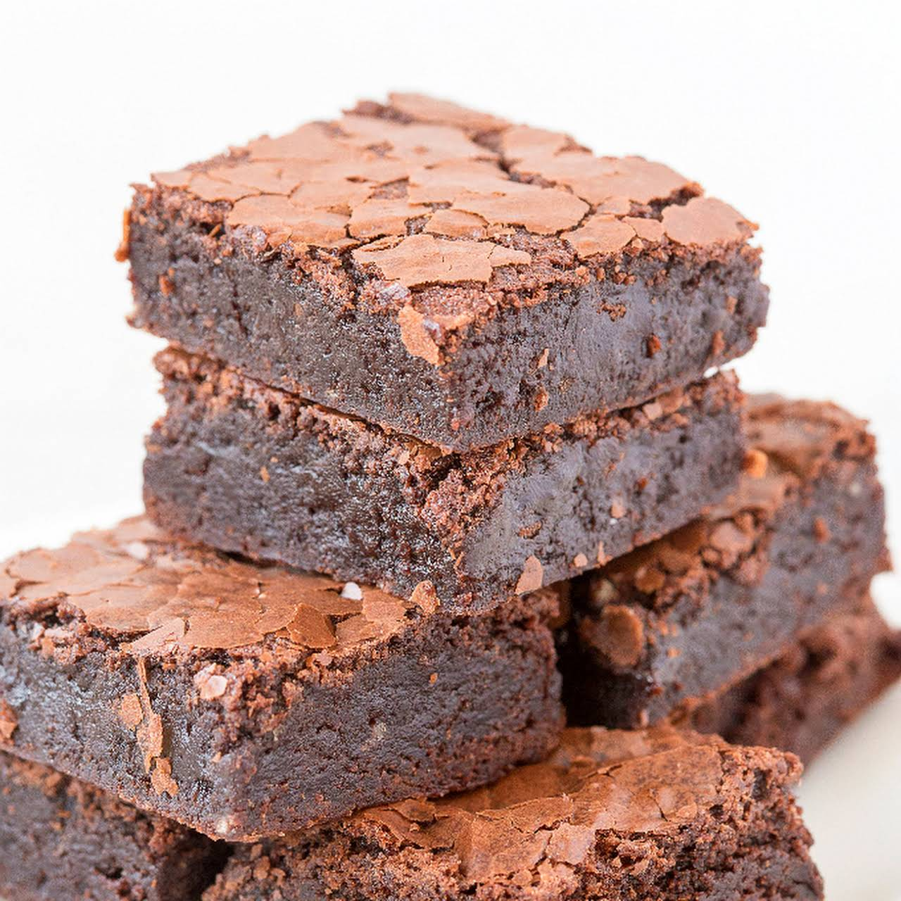 Fudgy Keto Zucchini Brownies (Paleo, Vegan)