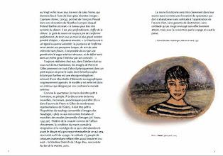 """Photo: Page du livre """"Sailors & Sea"""", Pierre et Gilles, 2005, Éditions Taschen."""